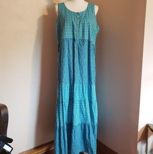 J Jill Dress Size Large.  NWT.  Great Colors!